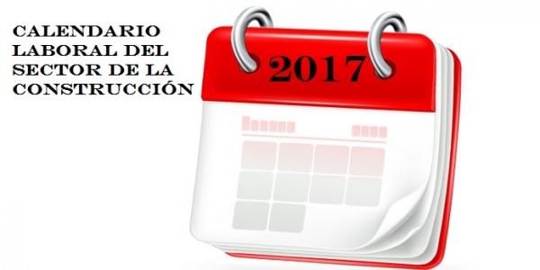 Calendario Laboral De La Construccion.Acp Noticias Calendario Laboral Construccion En 2017 Acpmalaga Com